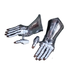 Articulated Steel Gauntlets