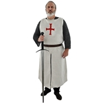 Knight Templar Surcoat in Wool 29-GB0215