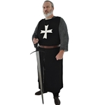 Hospitaller Surcoat in Wool 29-GB0240