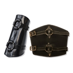 Leather Arm Bracers