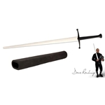 Synthetic Longsword Grip-Black 29-PR3011