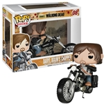Daryl Dixon On Bike Funko Pop Rides Vinyl Figure