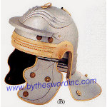 Roman Officers Helm 300024