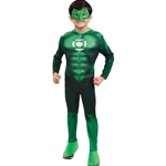 Green Lantern - Hal Jordan Muscle Child Costume 32-801156