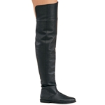 Ladies Black Raven Boots 34-Raven8826