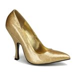 Glitter Bombshell Patent Leather Pumps 34-1149
