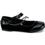 Daisy Mary Jane Wingtip Flats 34-3054