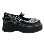 Emily Bullet Mary Jane Shoes 34-3078