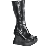 Pace Wedge Platform Boots 34-3112