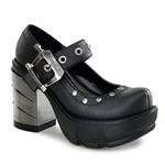 Sinister Mary Jane Platform Shoes 34-3125