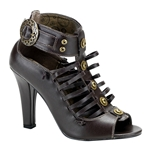 Tesla Steampunk High Heel Sandals 34-3145