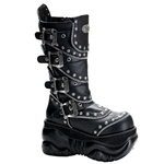 Boxer Men's Zipper Boots 34-3175