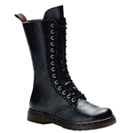 Disorder Tall Combat Boots 34-3223