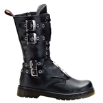 Disorder Steel Strap Combat Boots 34-3225