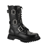Riot Leather Combat Boots 34-3255