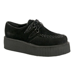 V-Creeper Veggie Suede Platform Shoes