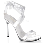 Bridal Chic Satin Sandals