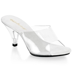 Belle Glass Slipper 34-4019