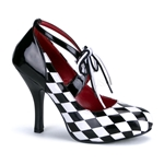 Harlequin Pumps