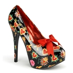 Teeze Sacred Heart Pumps