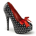 Teeze Polka Dot Pumps