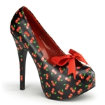 Teeze Cherry Pumps