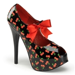 Teeze Cherry Mary Jane Pumps