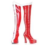 Red Electra Boots