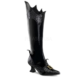 Witchy High Boots