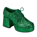 Men's Glitter Jazz Shoes