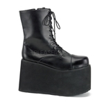 Men's Lace Up Monster Platform Shoes