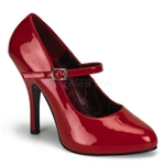 Tempt Patent Leather Mary Jane Pumps