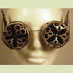 Steampunk Valkyrie Goggles 35-2000