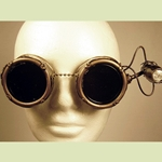 Steampunk Spelunker Goggles 35-2003