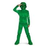 Green Army Man Deluxe Child Costume 38-11362