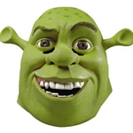 Shrek Deluxe Mask 38-17712