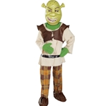 Shrek w/Mask Deluxe Child Costume 38-17735