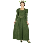 Shrek Princess Fiona Deluxe Adult Costume 38-17814