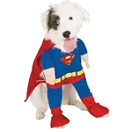 Superman Deluxe Dog Costume 38-18836