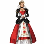 Queen of Hearts Elite Collection Adult Costume 38-21733