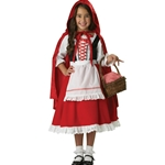 Little Red Riding Hood Elite Collection Child Costume 38-32507