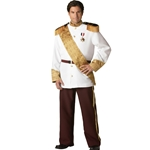 Prince Charming Elite Collection Plus Costume 38-32527