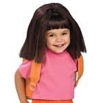 Dora The Explorer Dora Wig Child 38-33183