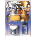 Metal Mania Silver Makeup Kit 38-34058