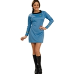 Star Trek Classic Blue Dress Deluxe Adult Costume 38-60289