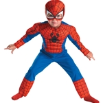 Spider-Man Muscle Toddler Costume 38-60709