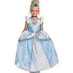 Storybook Cinderella Prestige Toddler-Child Costume 38-60762