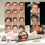Old Age Makeup Kit 38-61531