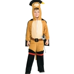 Shrek Forever After - Deluxe Puss in Boots Toddler Costume 38-70534