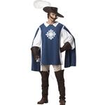 Musketeer Adult Costume 38-800185